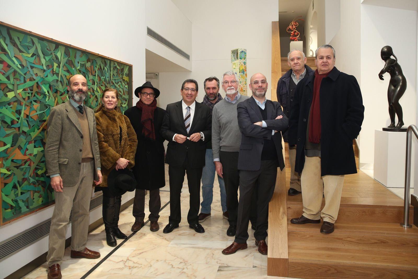 '25 SIGLOS. La escultura en la Colección de Arte de la Fundación Cajasol'