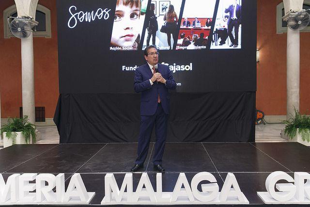 Presentación de la Memoria 2016 de la Fundación Cajasol