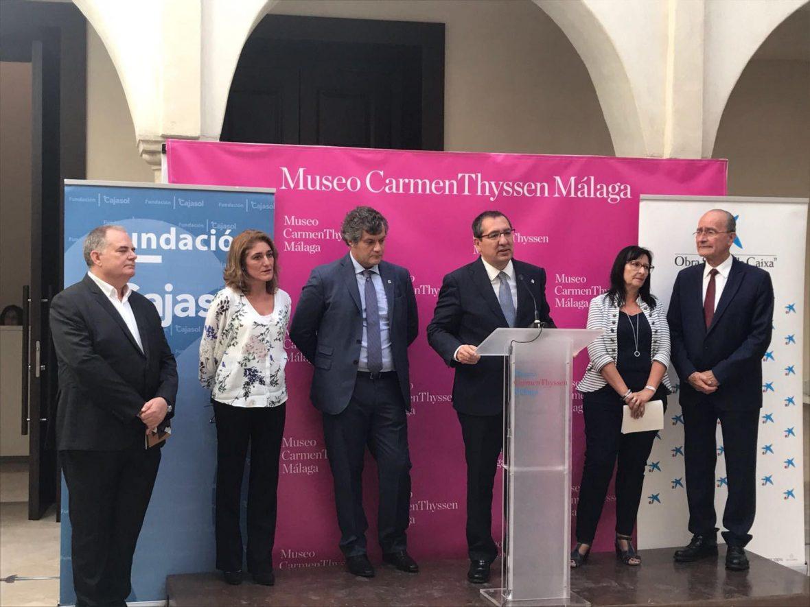 La exposición 'Juan Gris, María Blanchard y los cubismos (1916-1927)' que puede verse en el Museo Carmen Tyssen Málaga