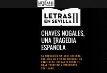 II Edición del Ciclo de Conferencias Letras en Sevilla