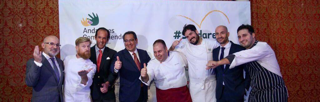 V Gala Solidaria Andaluces Compartiendo