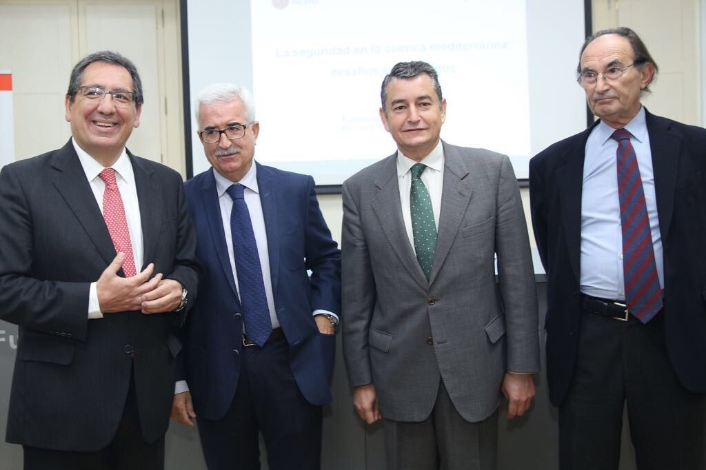 La Fundación Cajasol y el Real Instituto Elcano ponen en marcha el Seminario La seguridad en la cuenca mediterránea: desafíos compartidos.