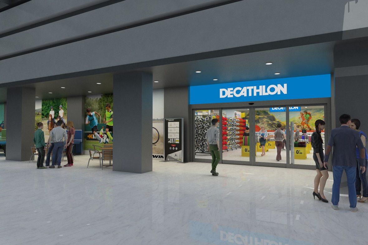 La Fundación Cajasol y la empresa DECATHLON ESPAÑA han alcanzado un acuerdo de arrendamiento en los espacios comerciales del denominado Edificio Villasís.