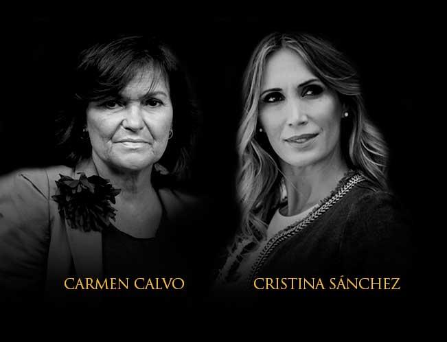 La Fundación Cajasol tiene programado un Mano a Mano para el próximo 21 de noviembre con la torera Cristina Sánchez y la política Carmen Calvo.