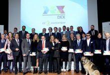 Entrega de Premios DEX de ElDesmarque