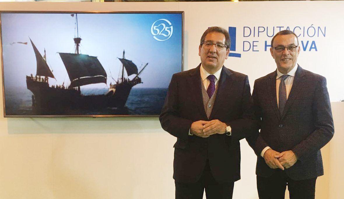 La Nao Santa María es una embarcación conmemorativa del 525 Aniversario del Encuentro entre dos Mundos que se ha construido en los astilleros de Punta Umbría con el apoyo de Diputación de Huelva y la Fundación Cajasol y es uno de los grandes atractivos que presenta la provincia de Huelva.