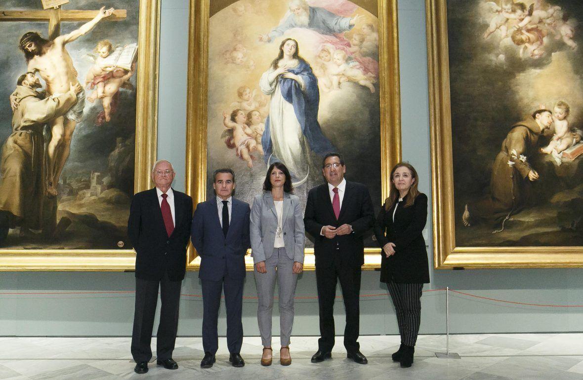 La Fundación Cajasol y la Obra Social la Caixa mantienen su compromiso con el Museo de Bellas Artes de Sevilla para desarrollar sus actividades educativas en el marco de las exposiciones.