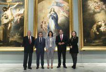 Caixa y Fundación Cajasol, con el Museo de Bellas Artes