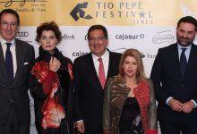 Presentación de Festival Tío Pepe en la Fundación Cajasol