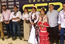 Premios Tamborilero 2018 en el Rocío