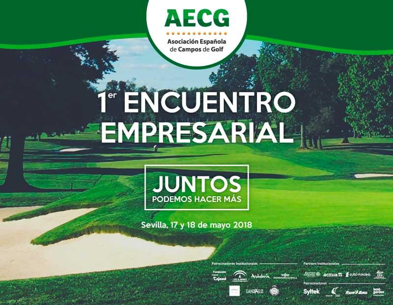 Eencuentro con los más de 130 campos asociados con los que cuenta en estos momentos la AECG. Su puesta en marcha se debe al objetivo de dar a conocer y poner en valor la labor desarrollada por la Asociación, demostrando lo importante que es la existencia de una Asociación Empresarial fuerte que defienda los intereses de sus miembros y, en definitiva, del sector del golf en España. Y es que, recordamos, estas líneas son los principales ejes de actuación de la AECG.