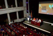 Entrega de premios El Audiovisual en la Escuela