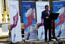 Inauguración de la exposición Traslatio Sedis