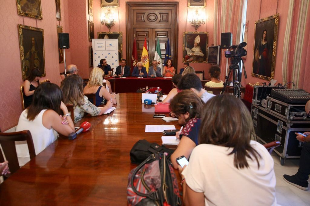 Fundación Cajasol, CaixaBank y la Obra Social la Caixa y el Ayuntamiento de Sevilla presentan Igualando al Sur.