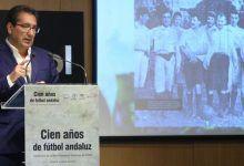 Presentación del libro Cien años de fútbol andaluz