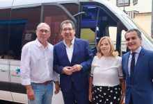 Nuevo vehículo adaptado para la Asociación Mater et Magistra