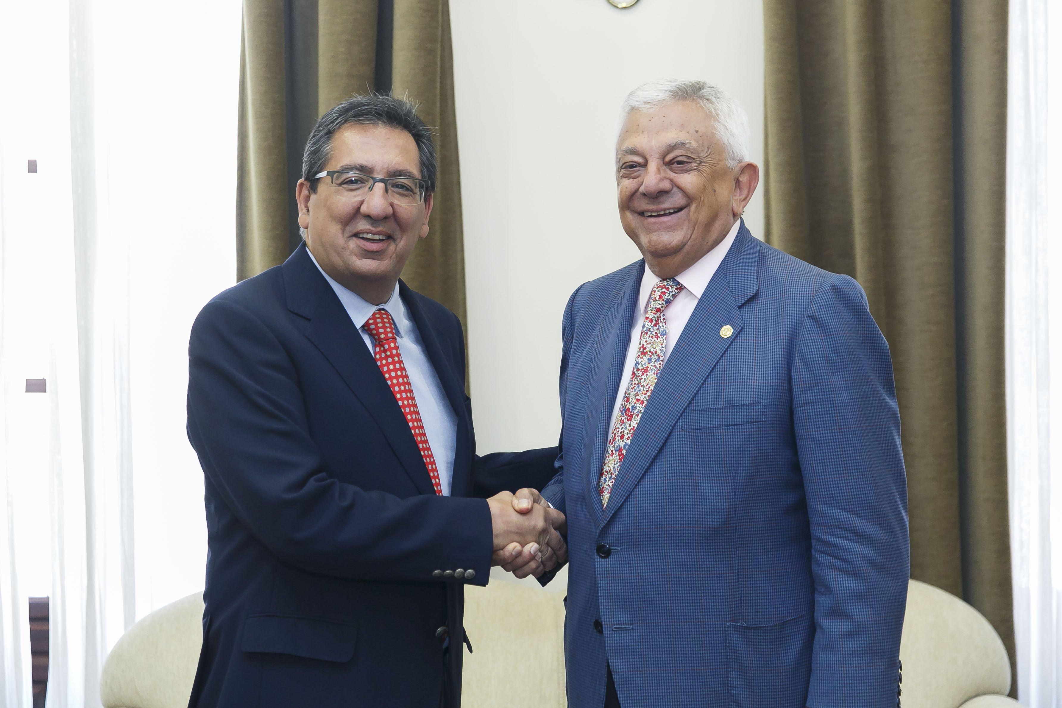 Un nuevo paso hacia Iberoamérica