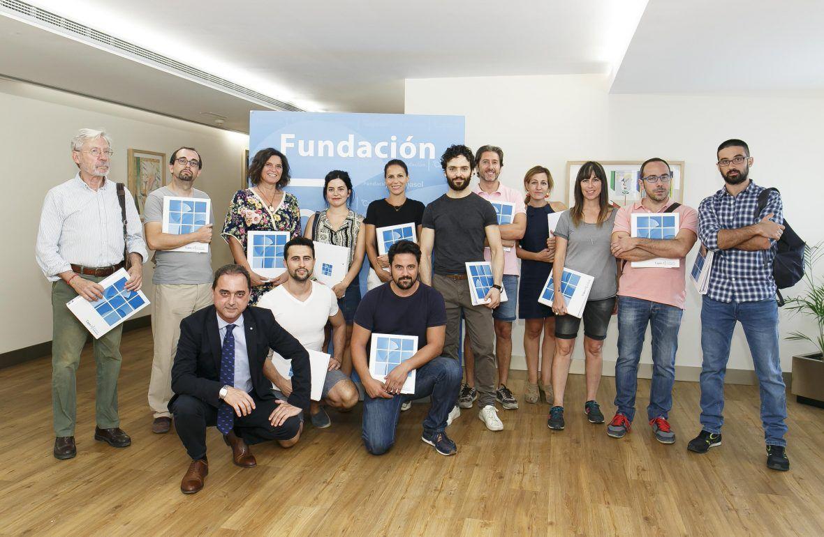 Fundación Cajasol presenta 10 proyectos de arte