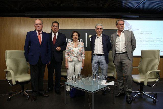 Fundación Cajasol noticias falsas