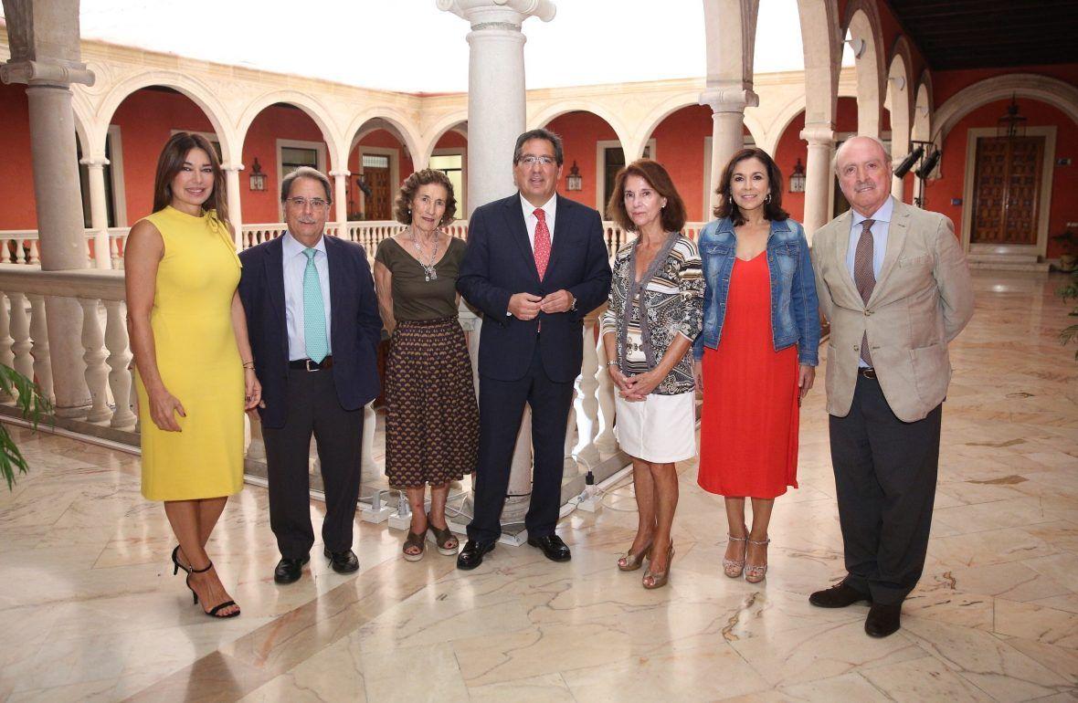 El jurado de los Premios AFA 2018 Asociaciones y Fundaciones Andaluzas se ha reunido este miércoles 19 de septiembre para deliberar.