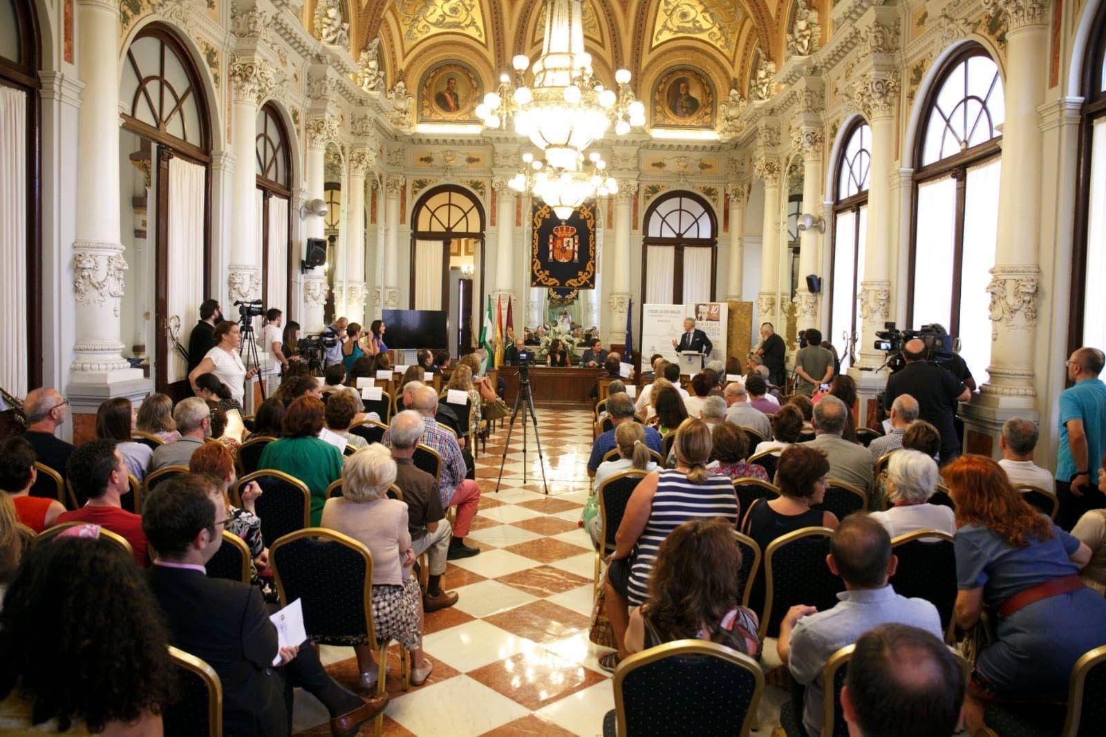 Dos Orillas Málaga-Sevilla de la Fundación Manuel Alcántara