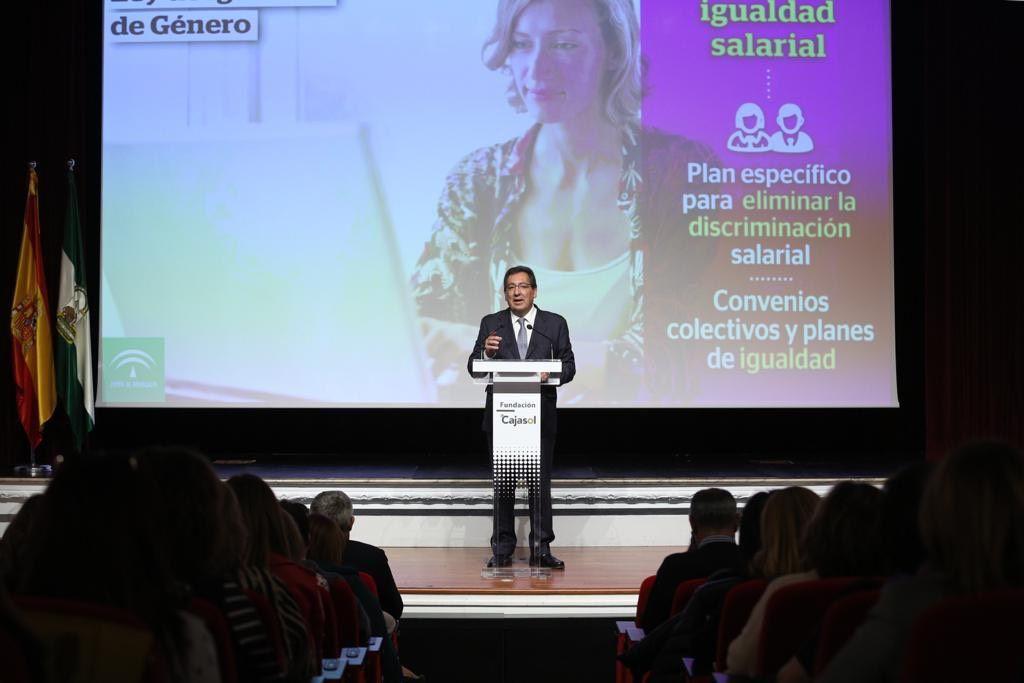 Antonio Pulido Ley de Igualdad de Género