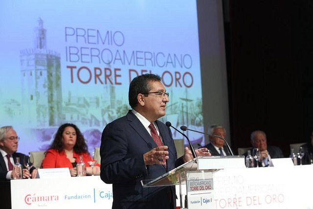 Antonio Pulido en Fundacion Cajasol