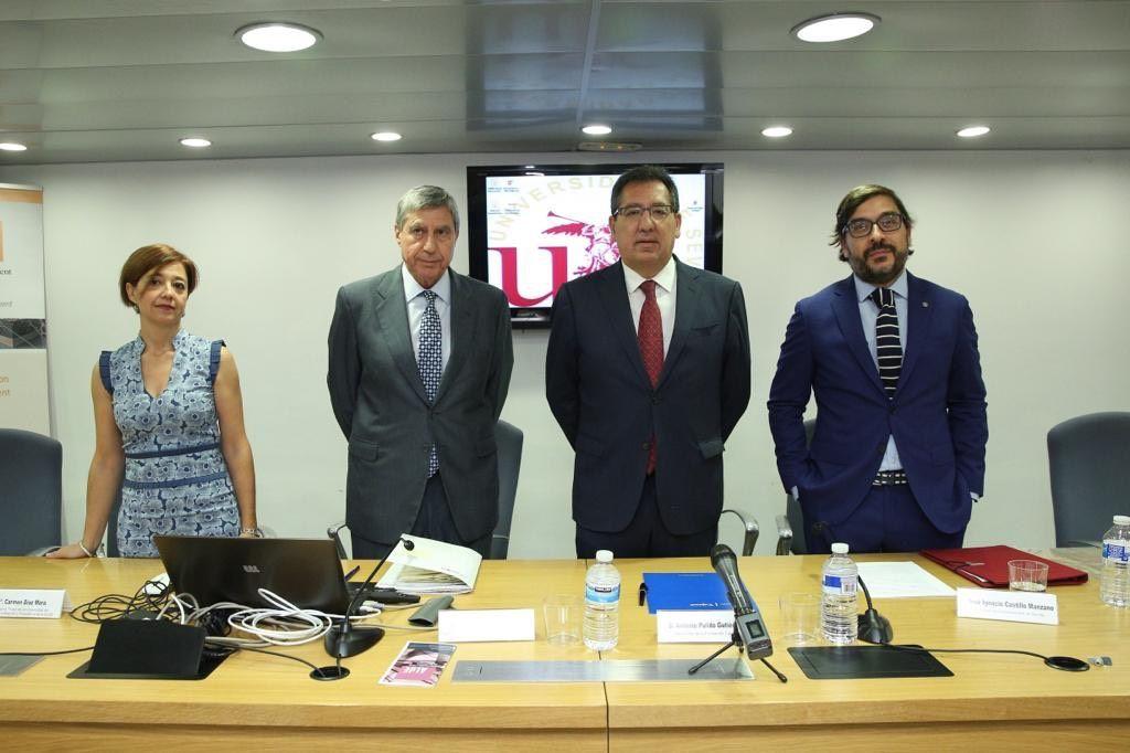 Retos de la economía española en la Universidad de Sevilla
