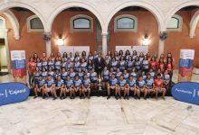 Renovamos compromiso con el Club Agrupación de Voleibol Esquimo