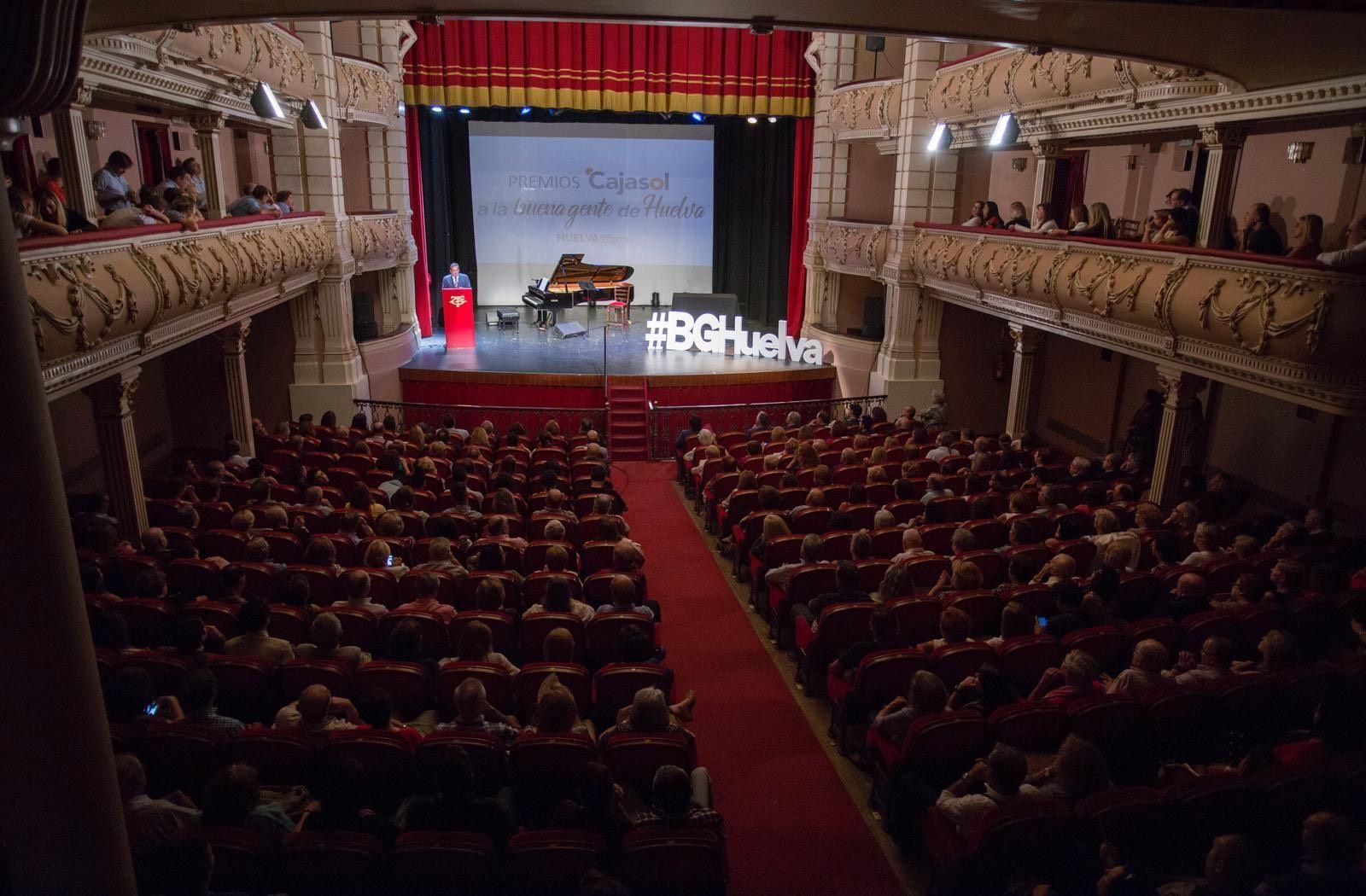 Entrega de Premios Huelva Buena Gente
