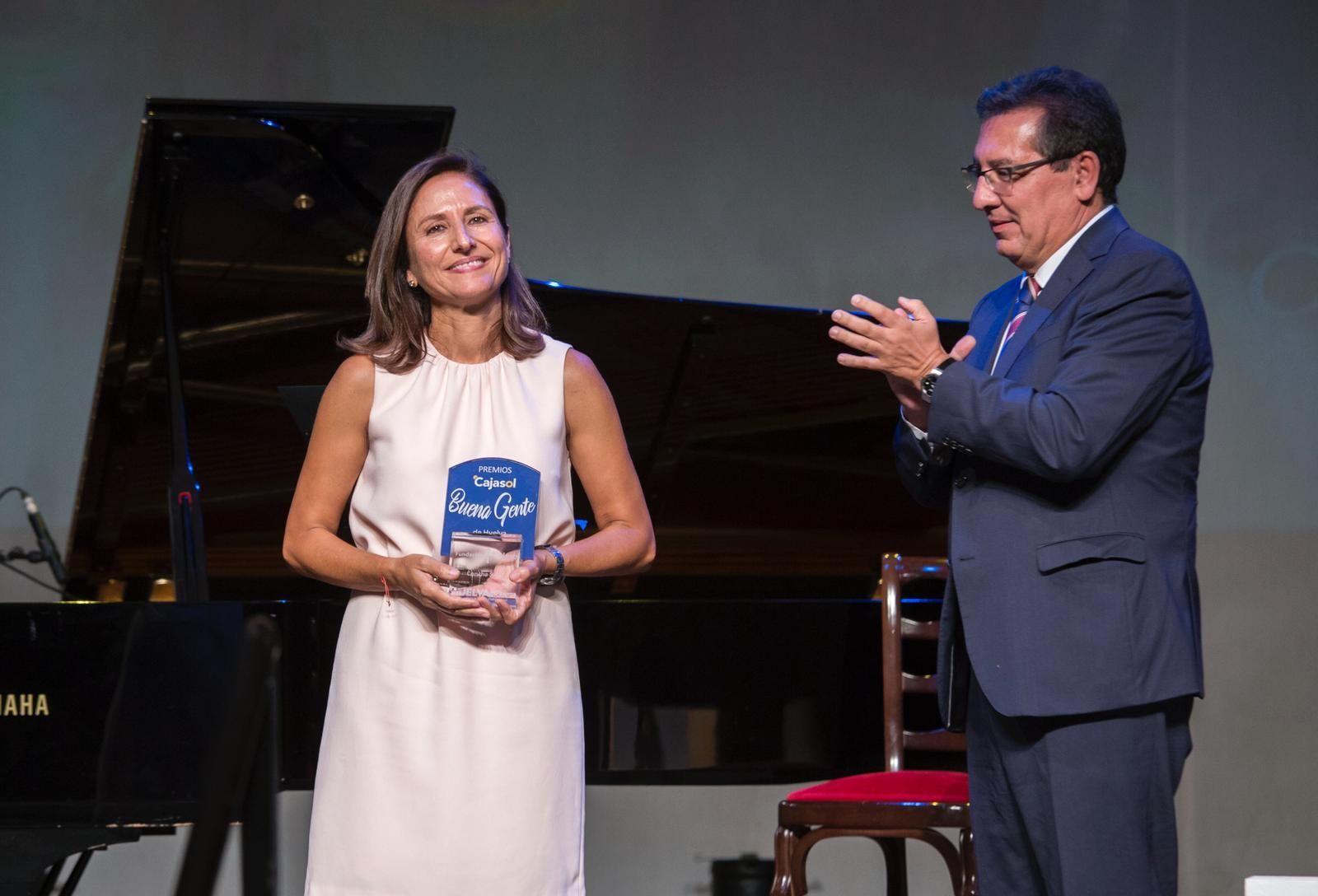 Entrega de Premios Buena Gente de Huelva