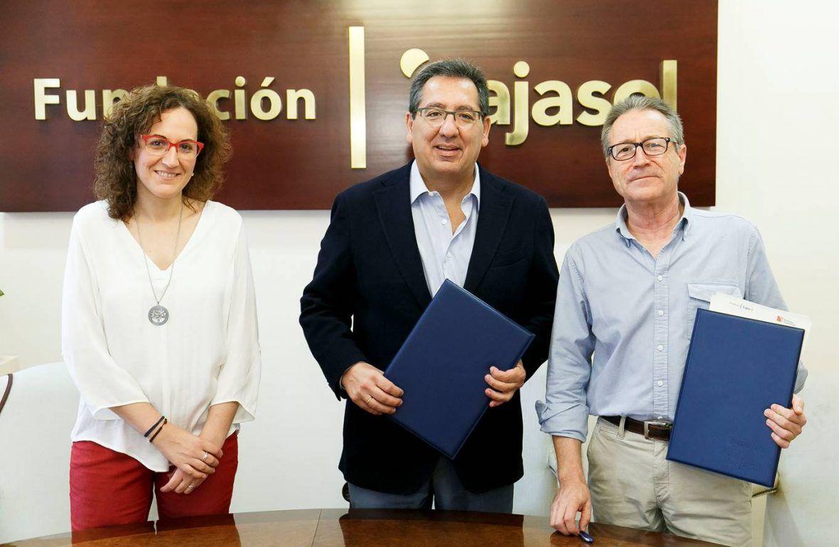 Fundación Cajasol y CCOO continúan con la catalogación y digitalización de nuevos fondos llegados al Archivo Histórico del sindicato en Andalucía
