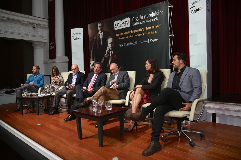 Cajasol acoge la presentación de la IV edición de Letras en Sevilla