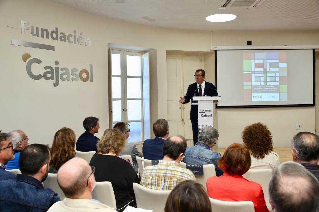 Presentación Convenio Cajasol - CCOO