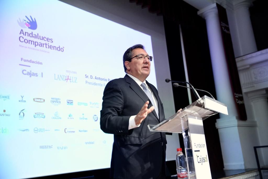 Andaluces Compartiendo Antonio Pulido