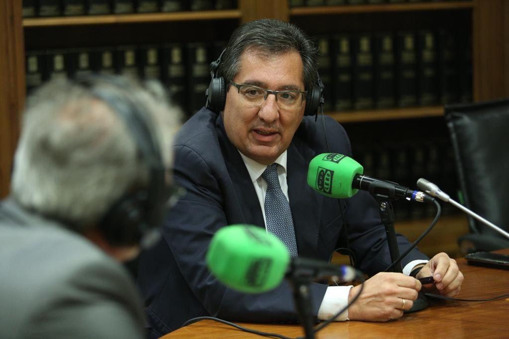 Antonio Pulido en Onda Cero