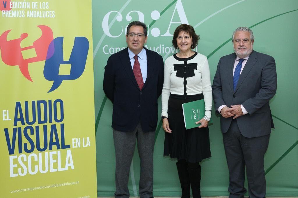 Cajasol, RTVA y el CAA colaboran en El Audiovisual en la Escuela