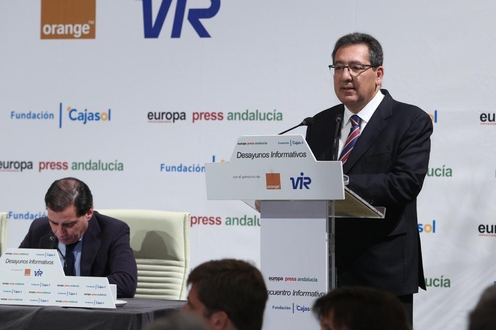Antonio Pulido Gutiérrez, Presidente de la Fundació Cajasol