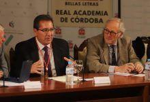 Apertura del curso  de la Real Academia de Córdoba