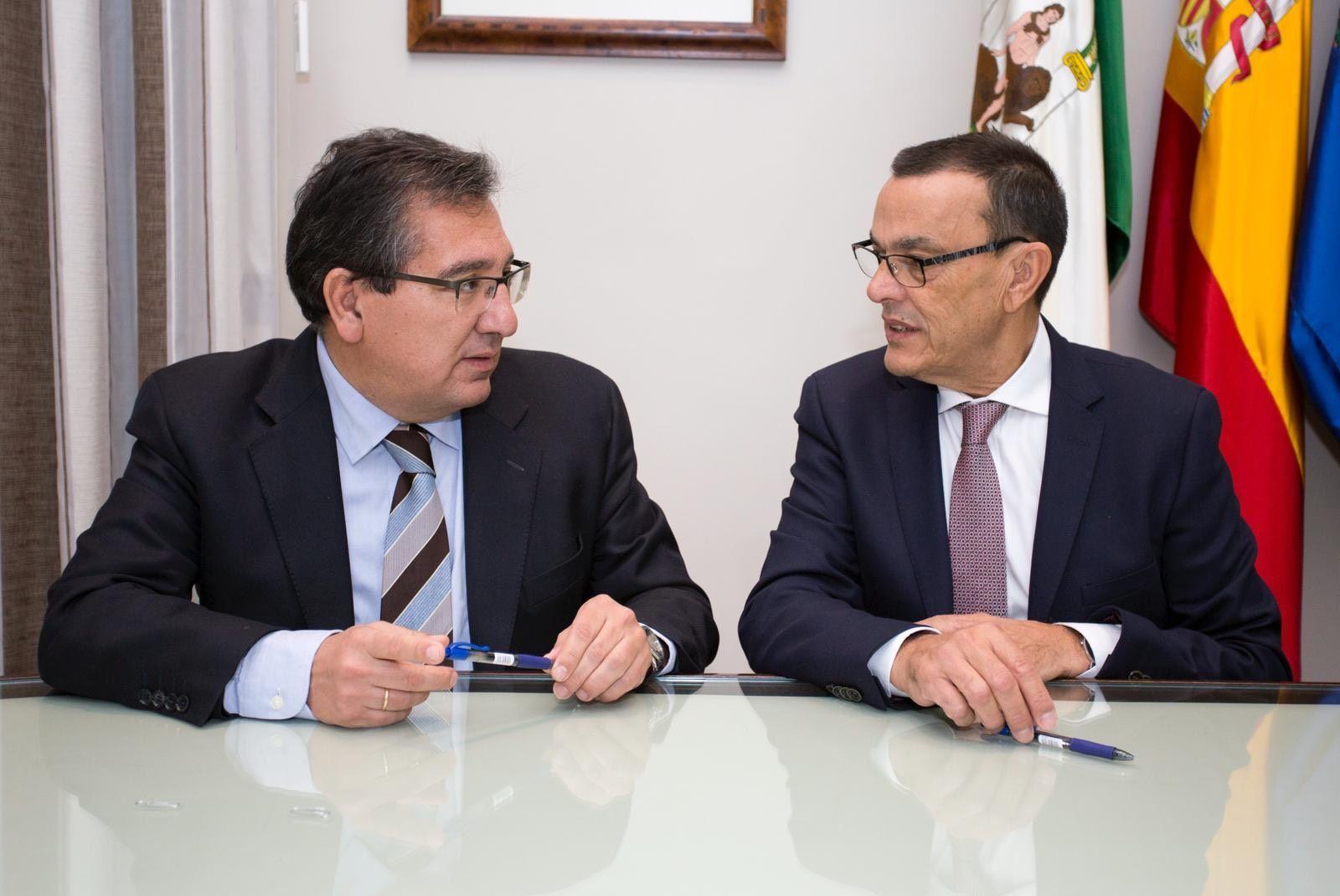 Encuentro de Hermandades Rocieras cuenta con apoyo de Cajasol y Diputación