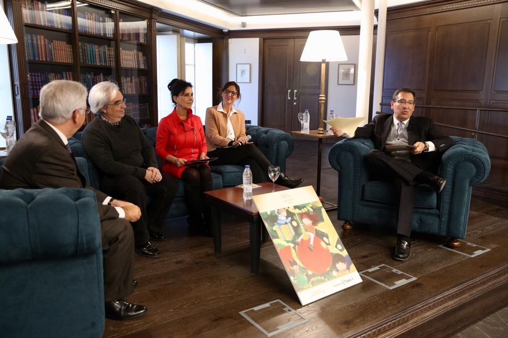 Cajasol presenta sus Gozos de Diciembre