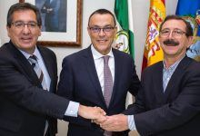 Diputación y Fundación Cajasol colaboran con el Encuentro de Hermandades Rocieras