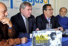 Presentación del libro 'Mágico González' del fotógrafo Kiki