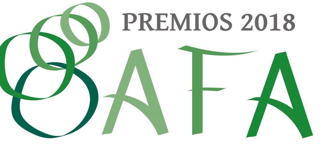 Premios AFA 2018 en Cajasol