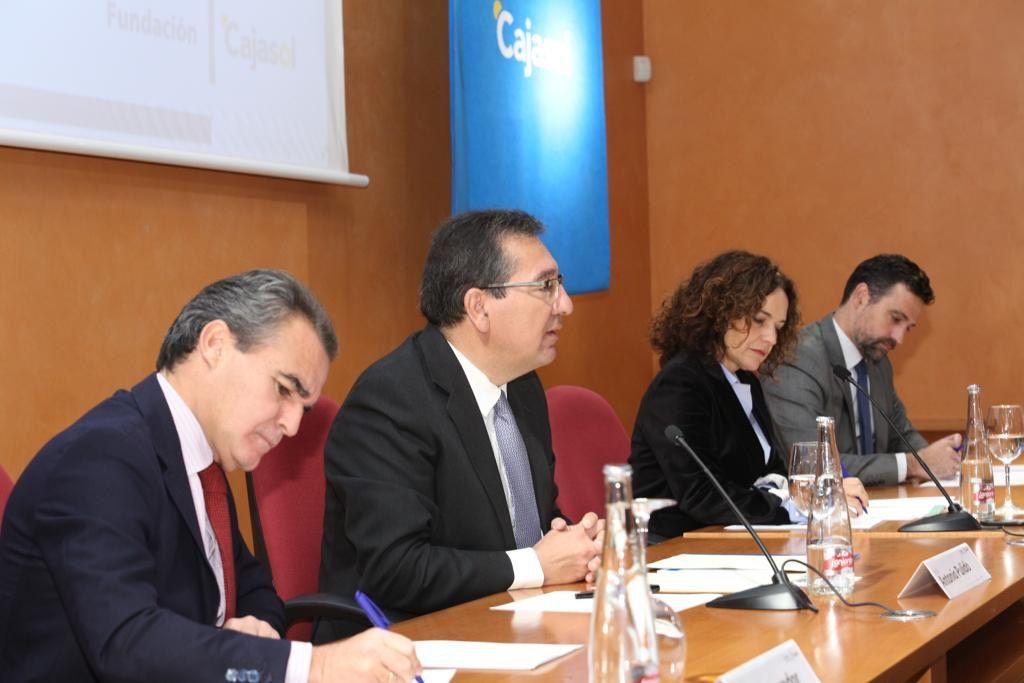 Presidente del Instituto de Estudios Cajasol