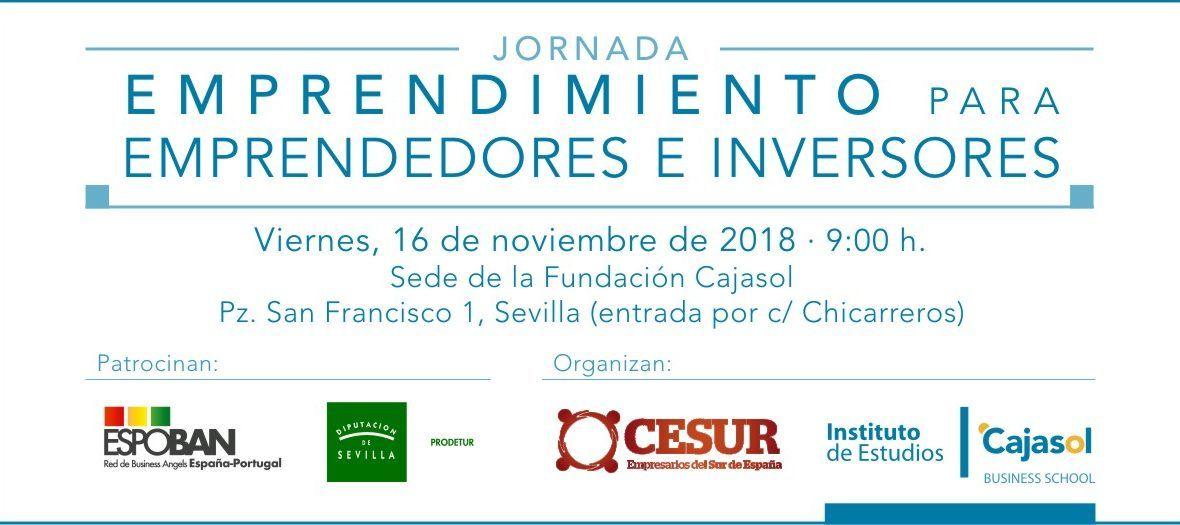Jornada: Emprendimiento para Emprendedores e Inversores