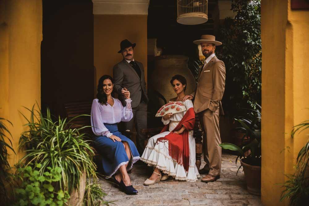 Mañana Letras en Sevilla IV en la Fundación Cajasol