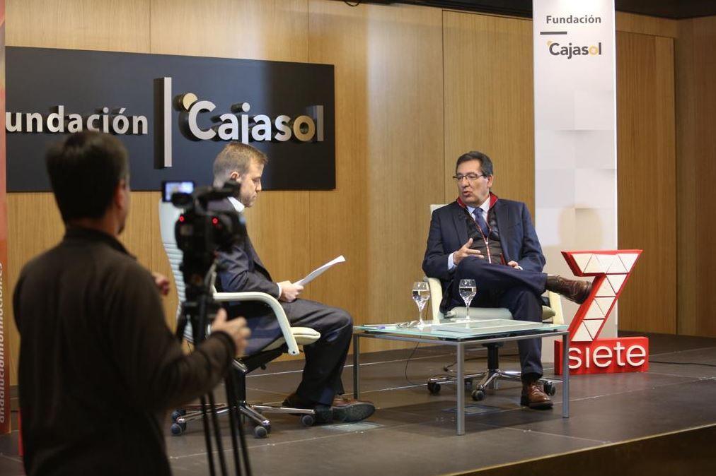 Antonio Pulido en Televisión Canal 7TV Andalucia