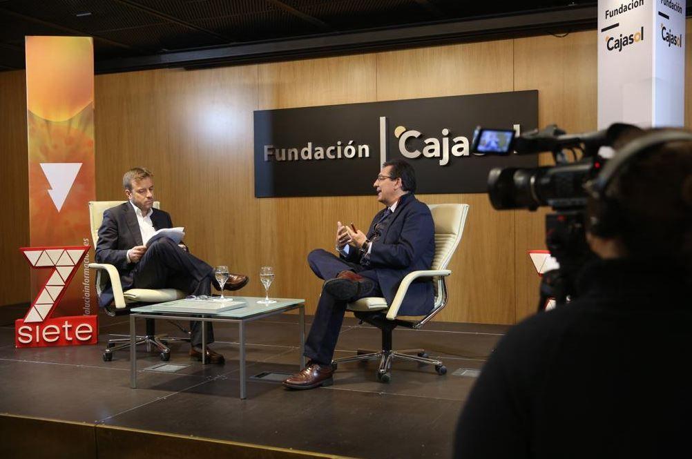 Antonio Pulido entrevista Acento Andaluz
