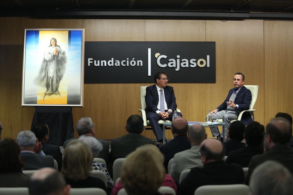 Inmaculada en Cajasol